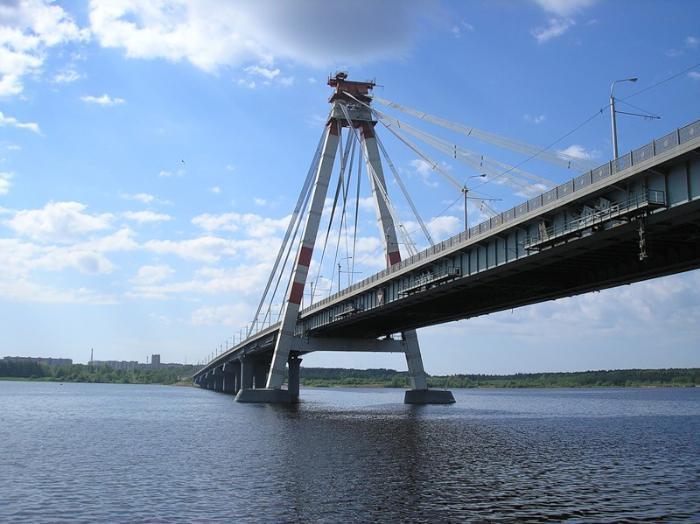 Автомобильный мост через Шексну, Череповец