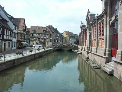 Кольмар во Франции