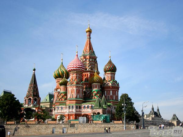 москва фото собор василия блаженного красная площадь