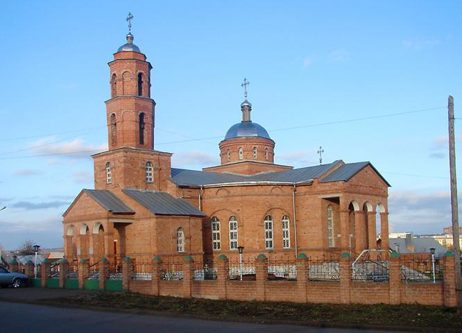Иоано-Предтеченский соборный храм