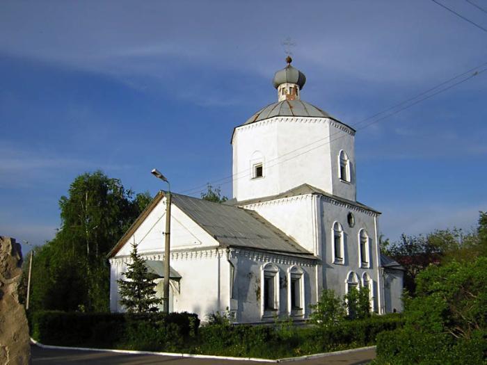 Никольская (Успенская) церковь, Сызрань