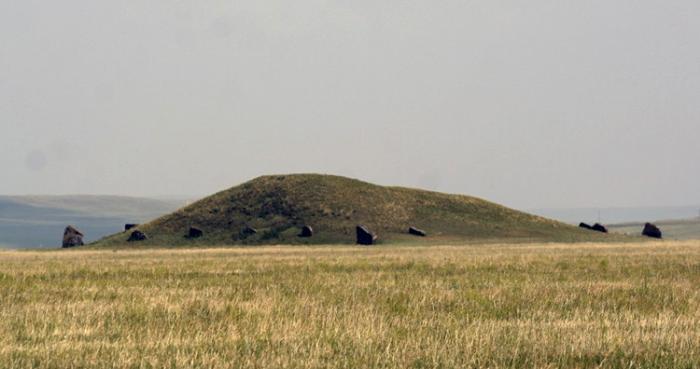 Большой Салбыкский курган и Долина царей