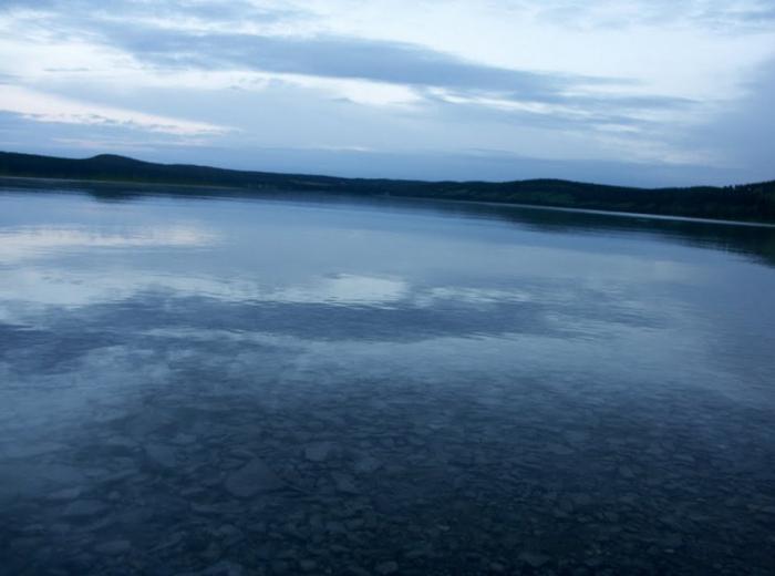 озера шарыпово красноярский край