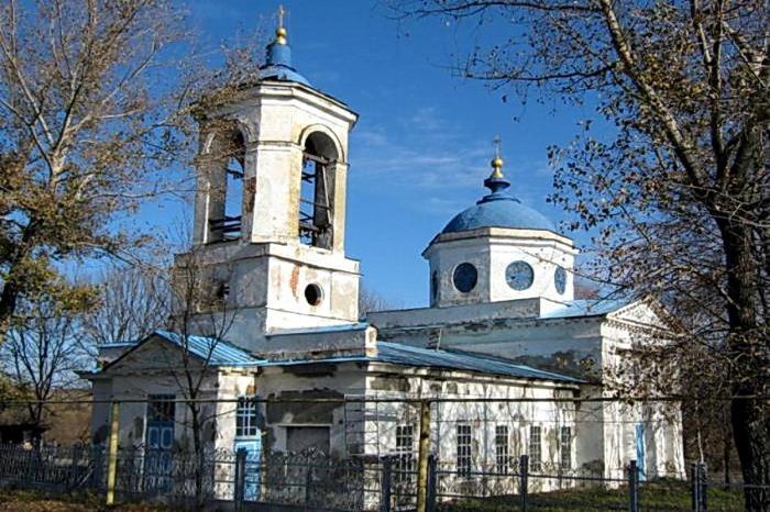 Церковь Рождества Христова, 1838 г., с. Стадница