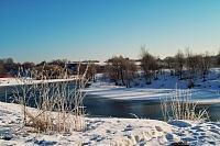 Фото: Подкова – запруда на речке Паже, загрязнением которой в свое время занималась «Лакокраска»