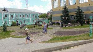 Как мы съездили в город Богородск с ребенком