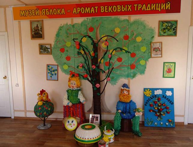 Музей яблока