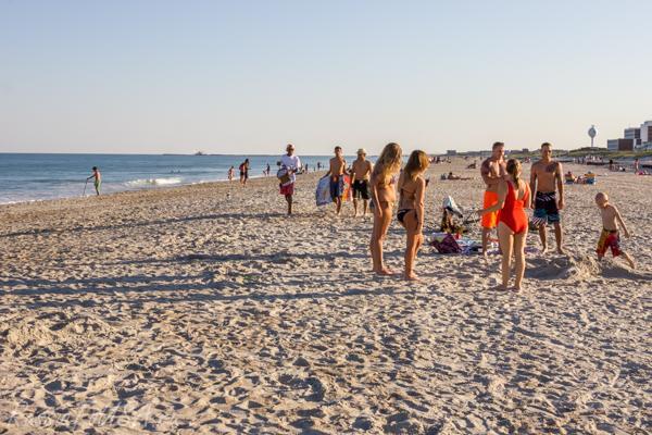 пляжи Северной Каролины
