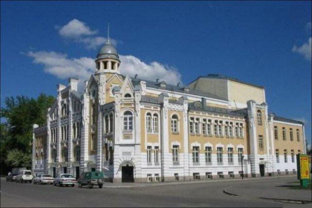 Бийский драматический театр