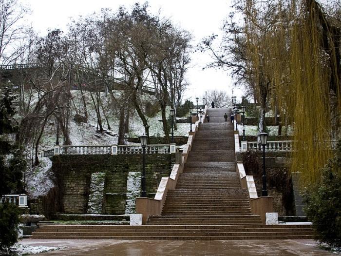 Депальдовская лестница, Таганрог