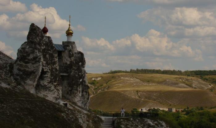 Храмы и воронежские Дивы