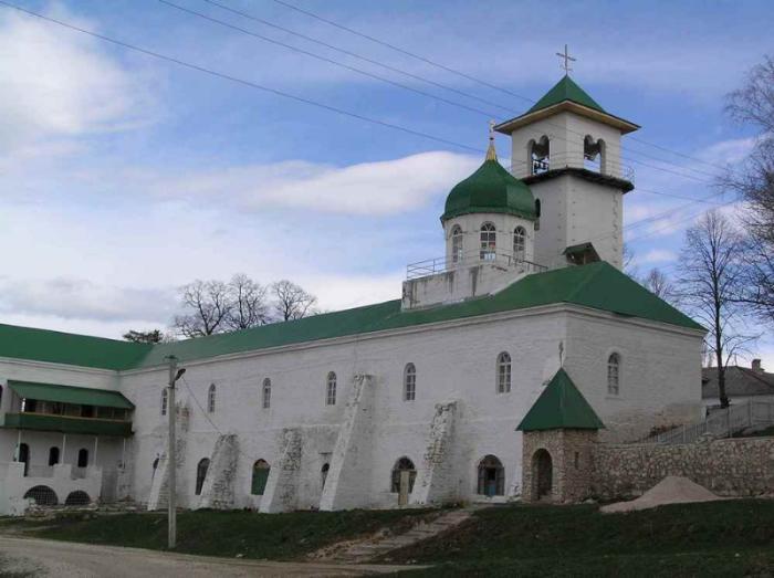 Свято-Михайловский монастырь, Майкоп