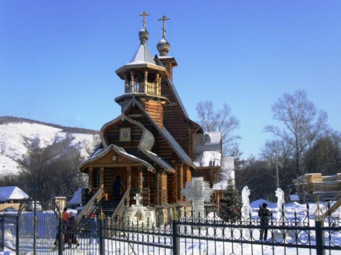 Церковь Макария Алтайского, Горно-Алтайск