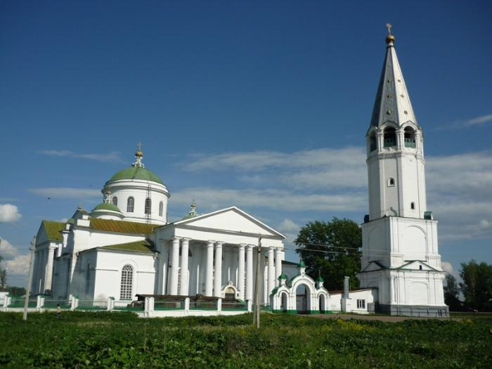 Церковь Смоленской иконы Божьей матери, Арзамас