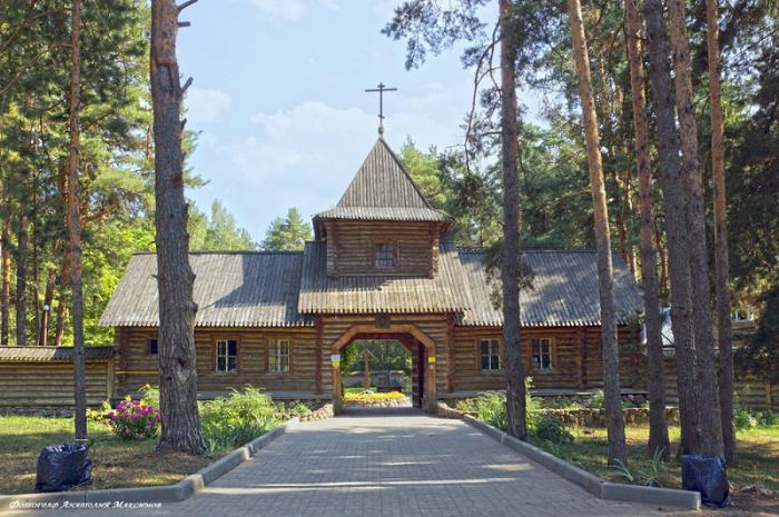 Храмовый комплекс Смоленской Иконы Богоматери