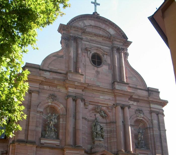 Церковь св. Игнаца