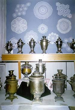 Экспозиция Славгородского краеведческого музея