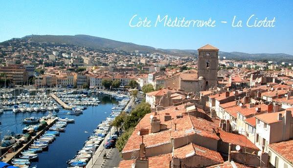 Ла Сьота (La Ciotat), Прованс, Франция - достопримечательности, путеводитель по городу.