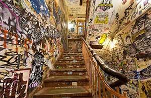 Дом искусств Тахелес в Берлине