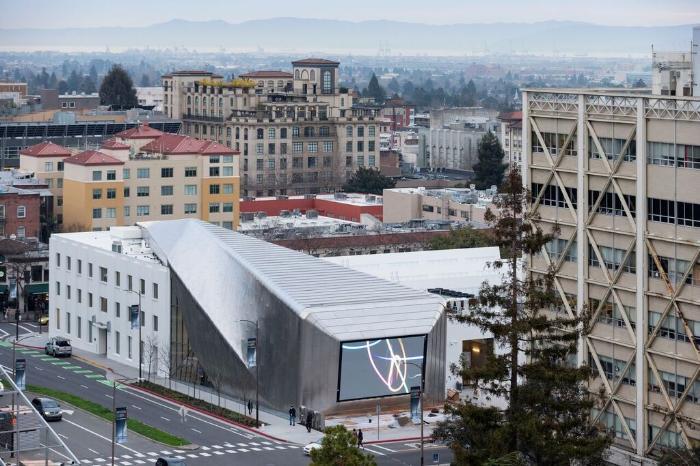 Тихоокеанский киноархив, Художественный музей Беркли