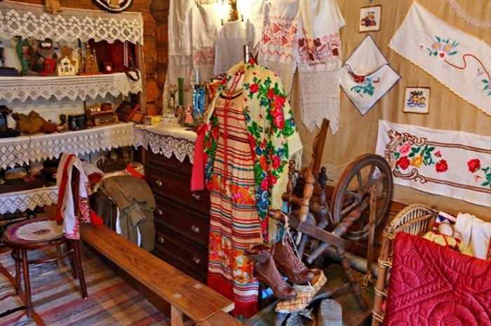 Музей крестьянского быта «Марьюшка»