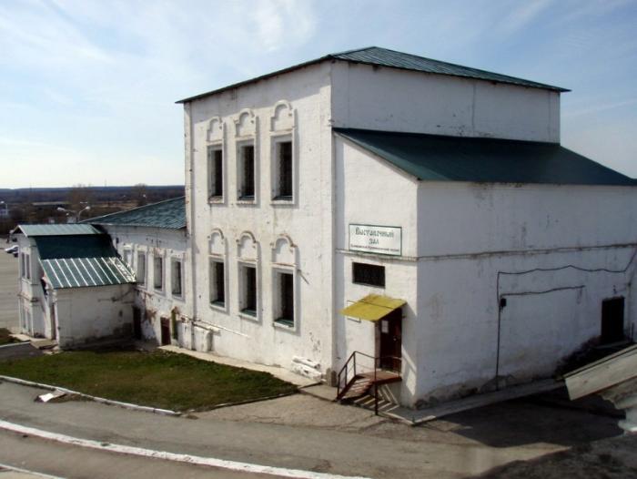 Воскресенская церковь, Соликамск