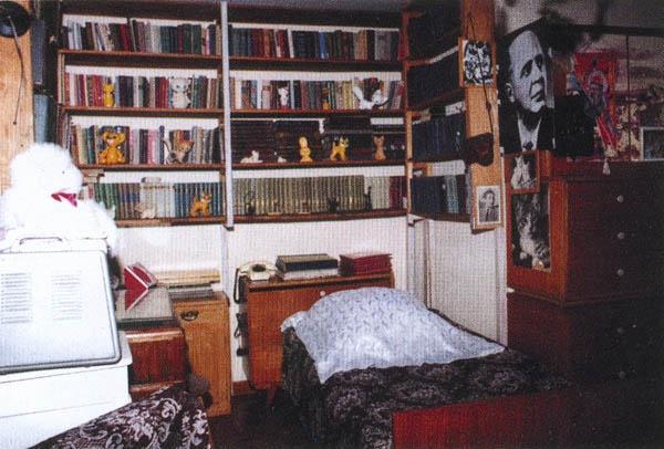 Музей эстрадного певца Вадима Алексеевича Козина, Магадан