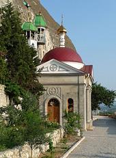 Инкерманский Свято-Климентовский мужской пещерный монастырь
