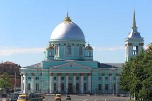 Знаменский Богородицкий монастырь, г. Курск