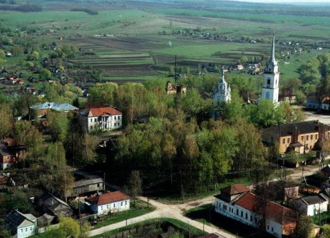 Село Крапивна