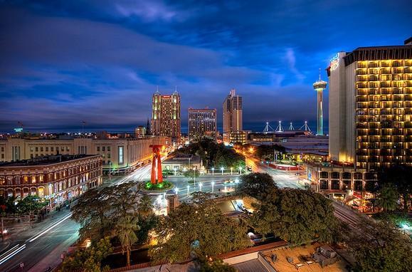 Город Сан-Антонио - история основания, достопримечательности и развлечения