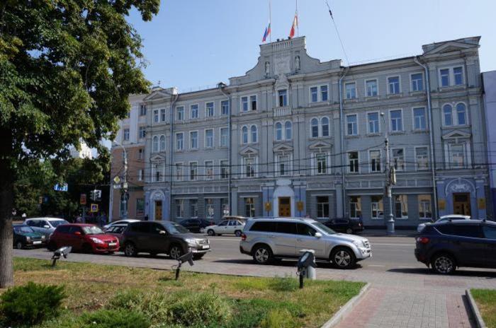 Здание окружной администрации