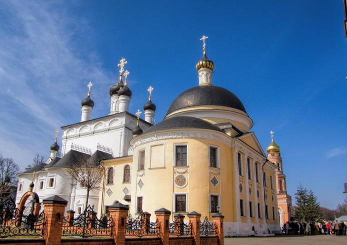 Церковь Николая Чудотворца в Новом Быту