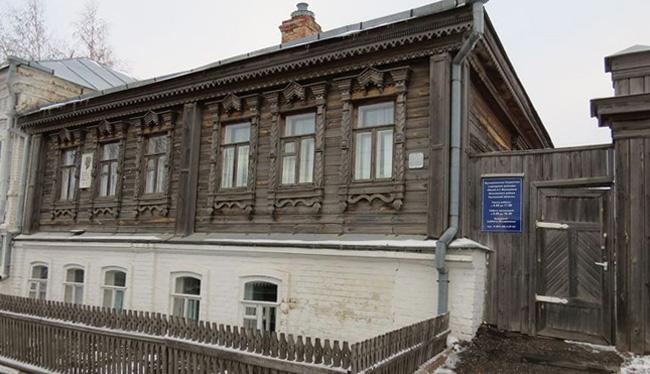 Музей А.Г. Малышкина