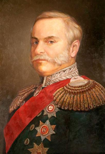 Павел Петрович Мельников (1804-1880)