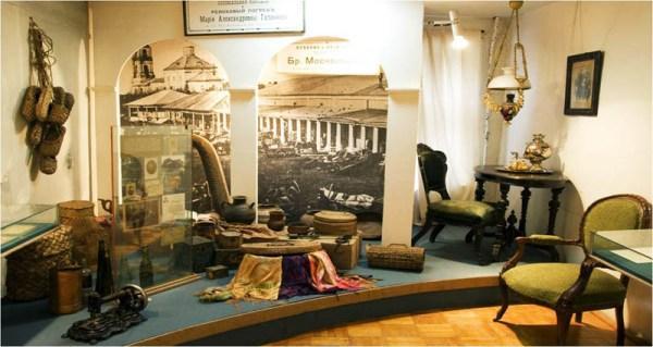 Краеведческий музей им. Т. В. Ольховик, город Буй