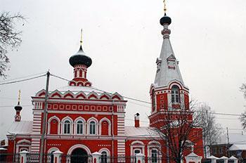 Старообрядческая церковь «Святителя Христова Николы»