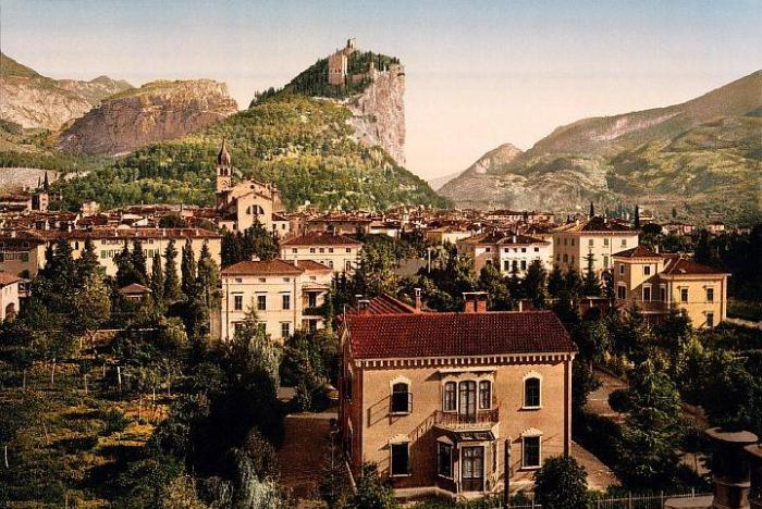 Старый город Тренто