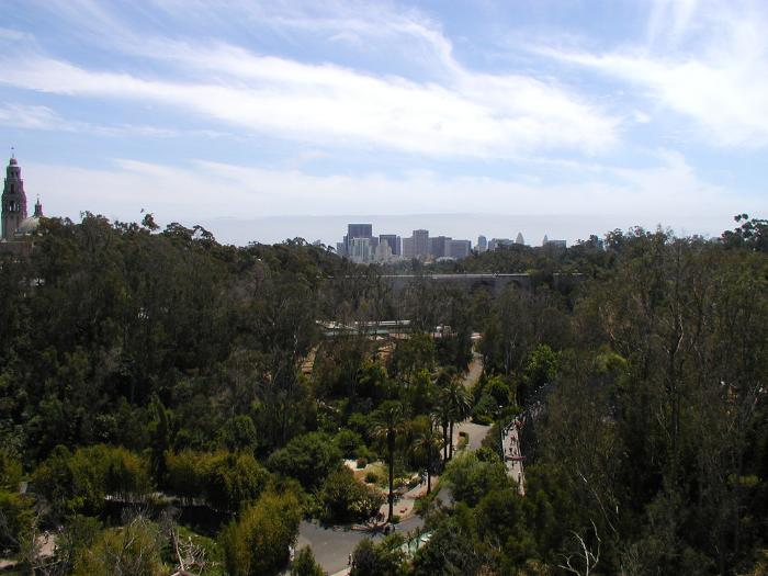 city park of san diego