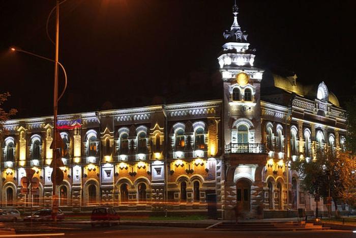 Областной краеведческий музей, Благовещенск
