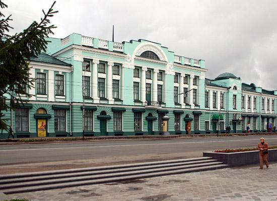 Музей им. М.А. Врубеля