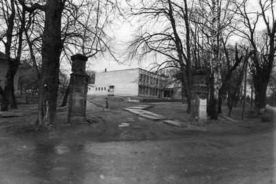 Здание Дома культуры. 1989 г.