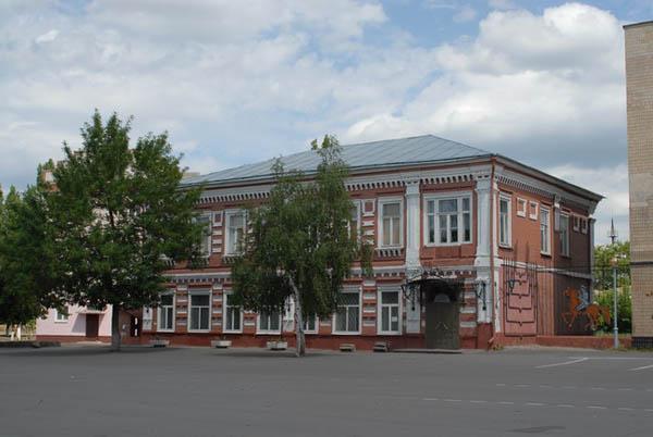 Урюпинский краеведческий музей