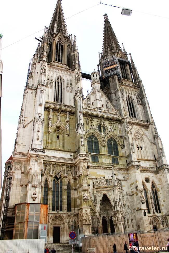собор святого петра регенсбург