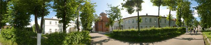 3d-панорамы города Хотьково
