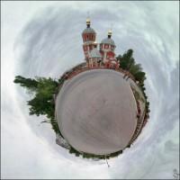 Глобус Малоархангельска. Фото: sergee4