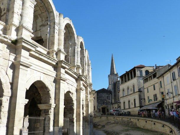 Старый город в Арле