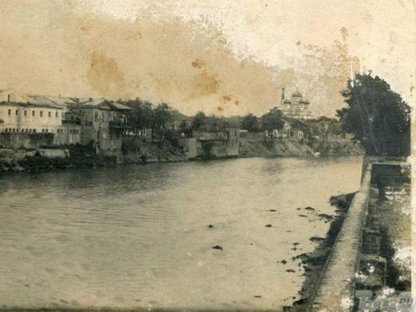фото грозный чечня старый город город до войны начала XX века история