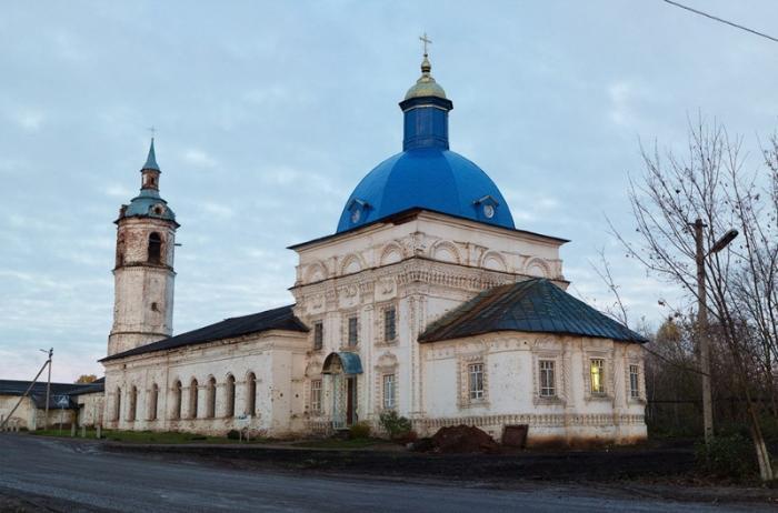Село Пасегово, Кирово-Чепецк