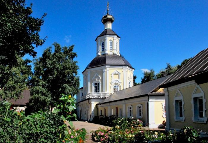 Житенный монастырь основан на Житенном острове Селигера